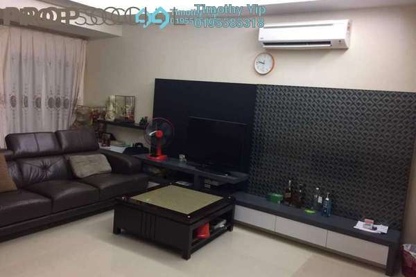 For Sale Terrace at Taman Bukit Hatamas, Cheras Freehold Fully Furnished 4R/4B 630k