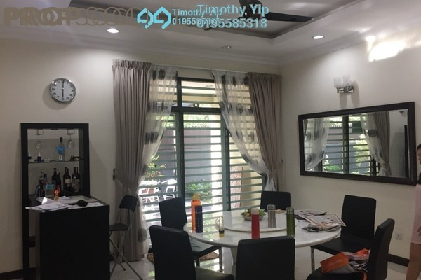 For Sale Terrace at SL13, Bandar Sungai Long Freehold Semi Furnished 4R/3B 1m