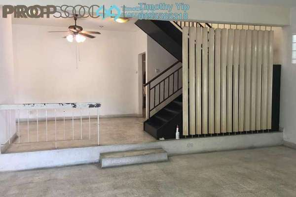 For Sale Terrace at Taman Connaught, Cheras Freehold Semi Furnished 4R/3B 675k