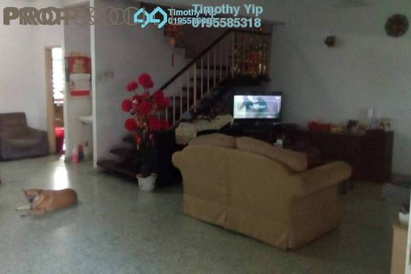 For Sale Terrace at Taman OUG, Old Klang Road Freehold Semi Furnished 4R/3B 935k