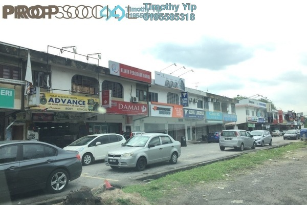 For Rent Shop at Taman Bukit Mewah, Kajang Freehold Semi Furnished 0R/0B 1.15k