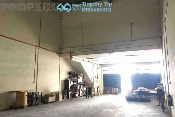 For Sale Factory at Desa Tun Razak, Bandar Tun Razak Freehold Semi Furnished 1R/0B 1.85m