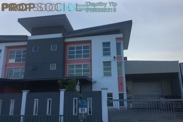 For Sale Factory at Kawasan Perindustrian Balakong, Balakong Freehold Semi Furnished 0R/0B 4.5m