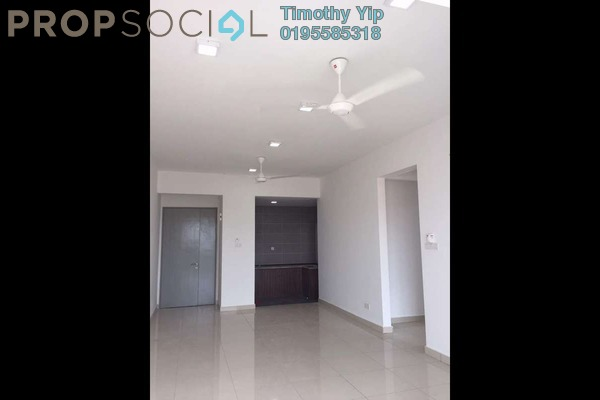 For Rent Condominium at 7 Tree Seven Residence, Bandar Sungai Long Freehold Semi Furnished 3R/2B 1k