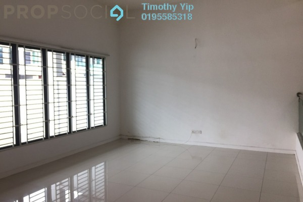 For Rent Terrace at Bandar Damai Perdana, Cheras South Freehold Semi Furnished 4R/4B 2.05k