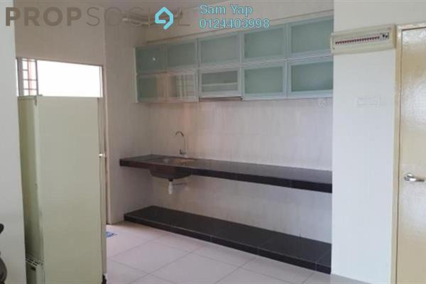 For Rent Apartment at Connaught Avenue, Cheras Freehold Fully Furnished 0R/2B 1.5k