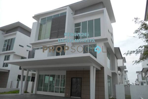 For Sale Bungalow at Garden Residence, Cyberjaya Freehold Semi Furnished 5R/6B 2.35m
