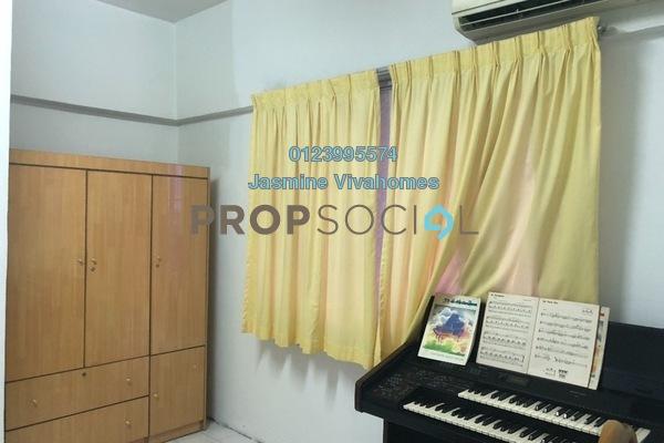 For Sale Condominium at Seri Cendekia Apartment, Cheras Freehold Semi Furnished 3R/2B 300k