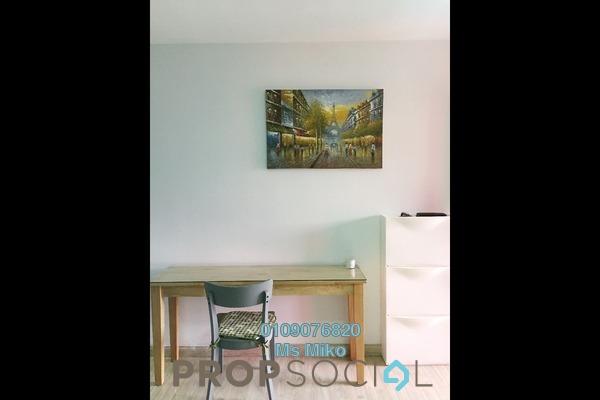 For Rent SoHo/Studio at Empire City, Damansara Perdana Freehold Fully Furnished 1R/1B 1.3k