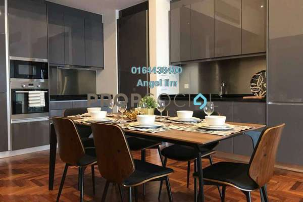 For Rent Condominium at The Mews, KLCC Freehold Fully Furnished 3R/2B 6.5k