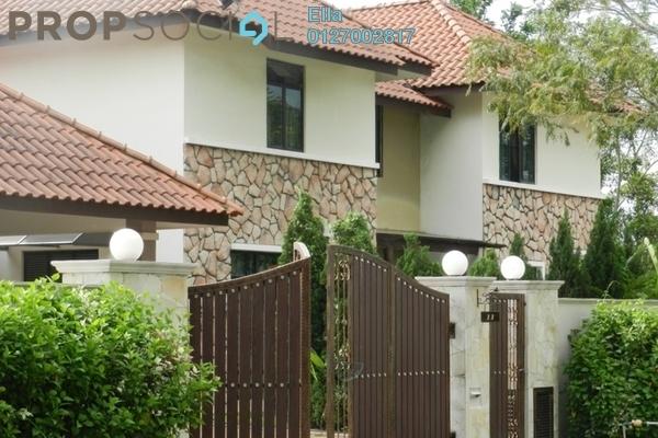 For Sale Bungalow at Ledang Heights, Iskandar Puteri (Nusajaya) Freehold Fully Furnished 4R/5B 4.5m