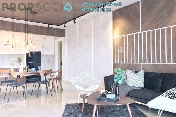 For Sale Condominium at Vina Versatile Homes, Cheras South Freehold Semi Furnished 4R/4B 600k