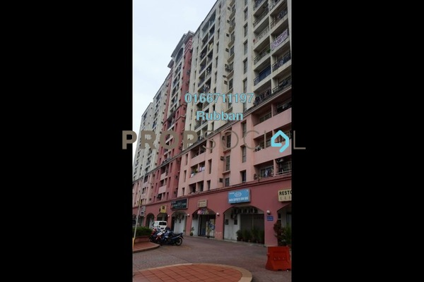 For Sale Apartment at Sutramas, Bandar Puchong Jaya Freehold Unfurnished 3R/2B 290k