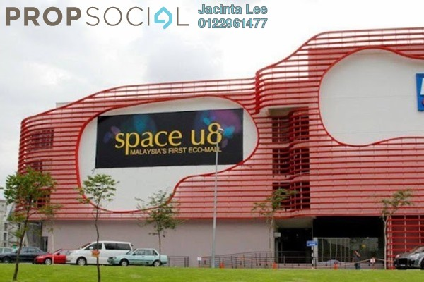 For Sale Office at Space U8, Bukit Jelutong Freehold Unfurnished 0R/2B 550k