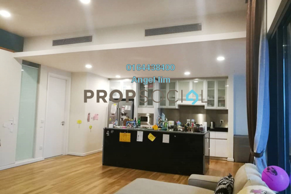 For Rent Condominium at St Mary Residences, KLCC Freehold Fully Furnished 4R/5B 14k