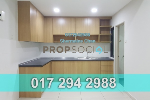 For Rent Condominium at Zefer Hill Residence, Bandar Puchong Jaya Freehold Semi Furnished 4R/4B 1.7k