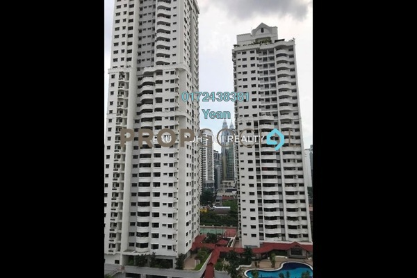 For Rent Condominium at Angkasa Impian 2, Bukit Ceylon Freehold Semi Furnished 2R/2B 2.5k