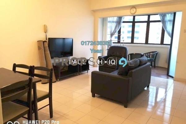 For Rent Condominium at Angkasa Impian 2, Bukit Ceylon Freehold Fully Furnished 1R/1B 2.7k