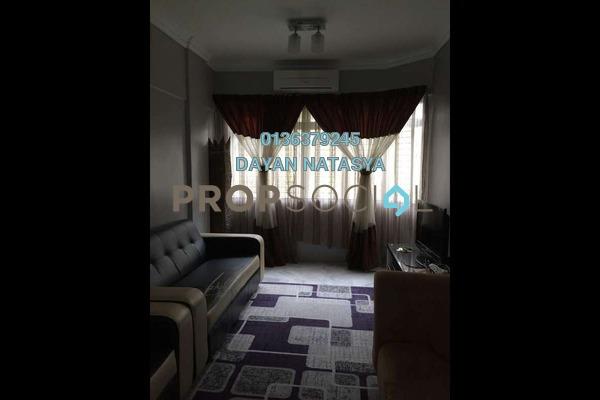 For Sale Apartment at Vista Seri Putra, Bandar Seri Putra Freehold Semi Furnished 3R/2B 280k