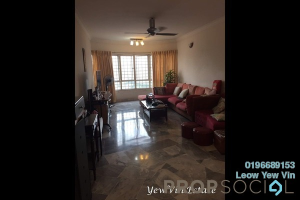 For Sale Condominium at Sri Intan 1, Jalan Ipoh Freehold Fully Furnished 3R/0B 350k