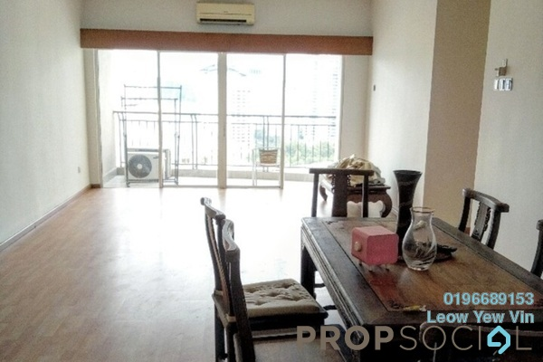 For Sale Condominium at Waldorf Tower, Sri Hartamas Freehold Semi Furnished 3R/3B 1.08m