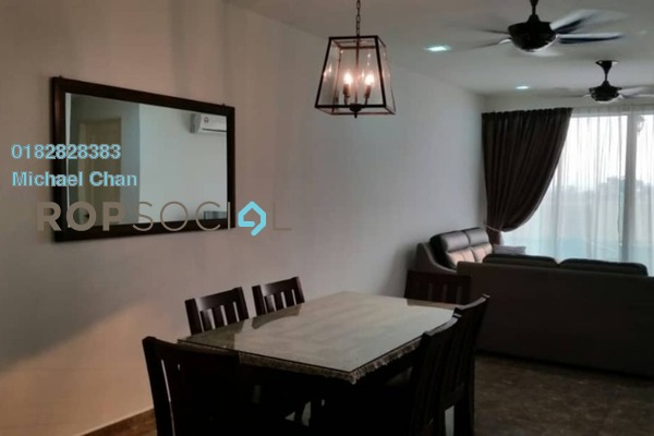 For Rent Condominium at Subang Parkhomes, Subang Jaya Freehold Fully Furnished 4R/3B 3k