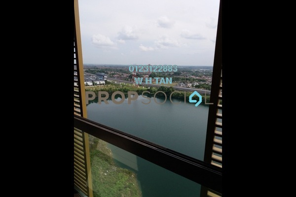 For Rent Serviced Residence at Putra Residence, Putra Heights Freehold Semi Furnished 3R/2B 2.5k