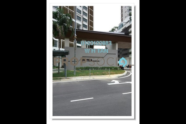For Rent Serviced Residence at Putra Residence, Putra Heights Freehold Semi Furnished 1R/1B 1.45k