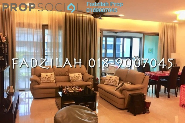 For Sale Condominium at Mont Kiara Sophia, Mont Kiara Freehold Semi Furnished 4R/5B 2.35m