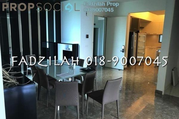 For Rent Condominium at Kiaramas Danai, Mont Kiara Freehold Fully Furnished 3R/3B 6.6k