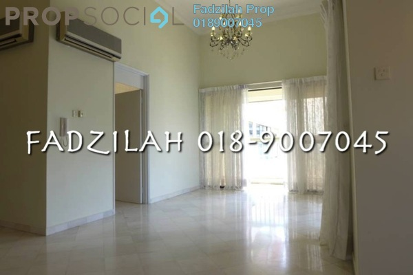 For Rent Duplex at Mont Kiara Pines, Mont Kiara Freehold Semi Furnished 3R/3B 6k