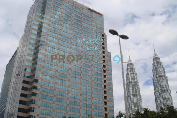 For Rent Office at Menara Weld, Bukit Ceylon Freehold Unfurnished 0R/0B 2.66k
