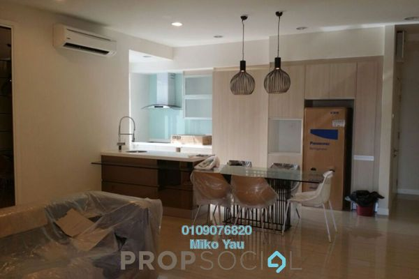 For Rent Serviced Residence at Eve Suite, Ara Damansara Freehold Fully Furnished 2R/2B 2.5k