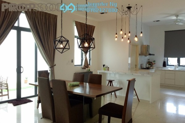 For Sale Bungalow at ForestHill Damansara, Bandar Sri Damansara Freehold Semi Furnished 5R/6B 3.8m