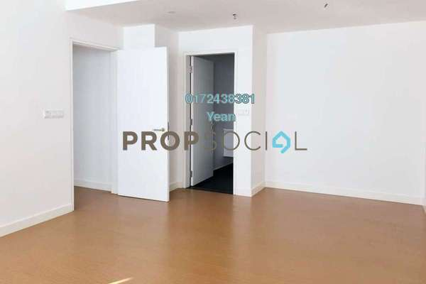 For Rent Condominium at The Hub, Petaling Jaya Freehold Semi Furnished 3R/2B 3k