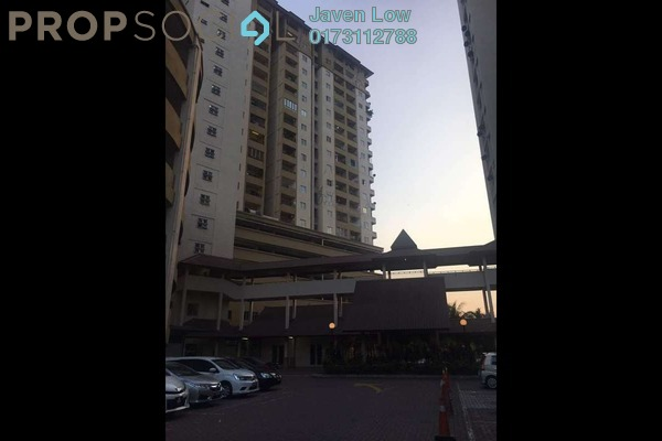 For Rent Condominium at Vista Mutiara, Kepong Freehold Semi Furnished 3R/2B 1.4k