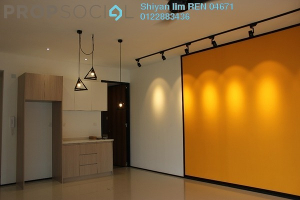 For Rent Condominium at The Fennel, Sentul Freehold Semi Furnished 3R/3B 2.8k