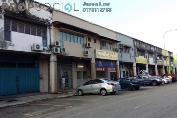 For Sale Apartment at Kepong Entrepreneurs Park, Kepong Freehold Semi Furnished 4R/2B 395k