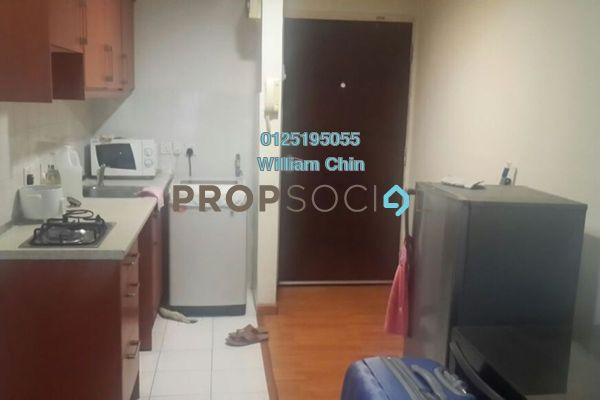 For Sale Condominium at Maytower, Dang Wangi Freehold Fully Furnished 0R/1B 330k