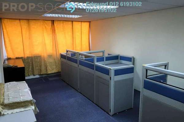 For Rent Office at Section 17, Petaling Jaya Freehold Fully Furnished 0R/0B 1.8k