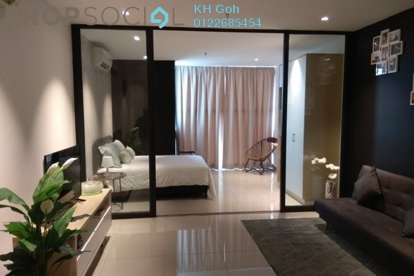 For Sale Condominium at 3Elements, Bandar Putra Permai Freehold Fully Furnished 1R/1B 260k