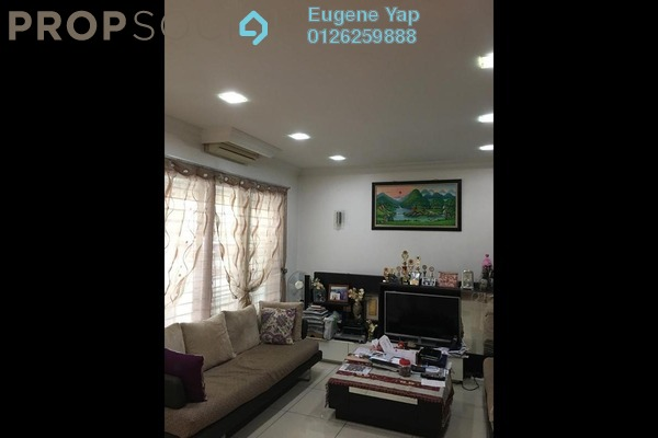 For Sale Terrace at SouthLake, Desa ParkCity Freehold Semi Furnished 4R/4B 2.3m