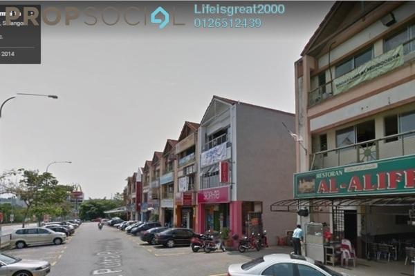 For Sale Shop at Taman Equine, Seri Kembangan Leasehold Semi Furnished 0R/0B 1.58m