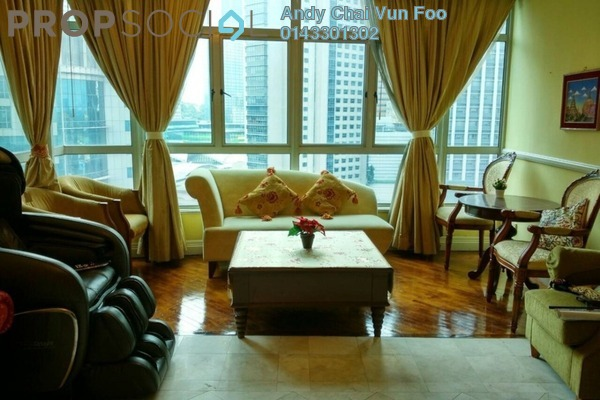 For Sale Condominium at Suasana Sentral Condominium, KL Sentral Freehold Fully Furnished 3R/3B 1.25m