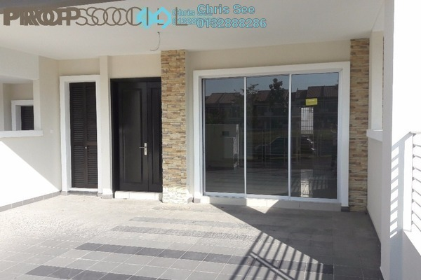 For Sale Terrace at Ixora Residences, Bandar Seri Coalfields Freehold Unfurnished 4R/4B 660k