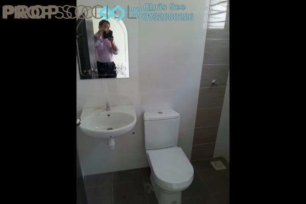 For Sale Semi-Detached at BSC Waterfront, Bandar Seri Coalfields Freehold Unfurnished 5R/6B 790k