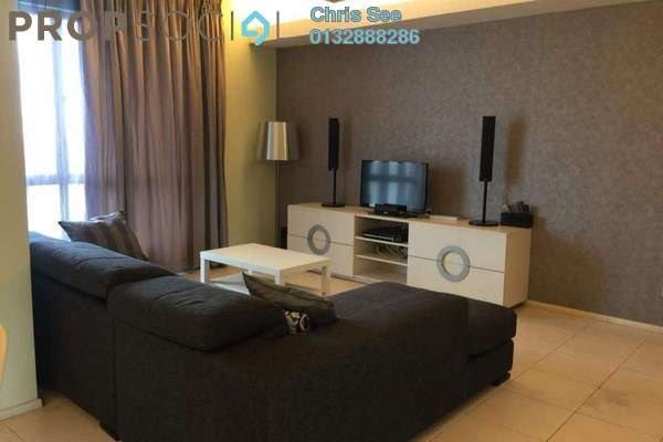 For Rent Condominium at Casa Indah 2, Tropicana Freehold Fully Furnished 2R/3B 2.5k