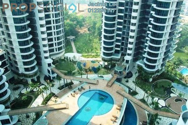 For Sale Duplex at 11 Mont Kiara, Mont Kiara Freehold Semi Furnished 7R/7B 3.5m