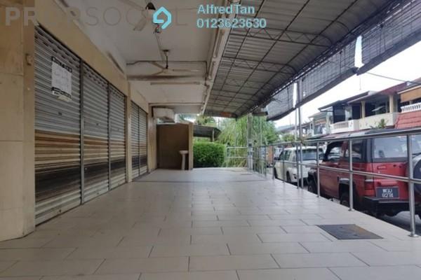 For Rent Shop at Taman Melawati, Melawati Freehold Semi Furnished 0R/1B 5.9k