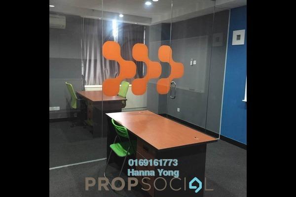 For Rent Office at First Subang, Subang Jaya Freehold Semi Furnished 1R/1B 1.5k